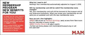 New Membership Slip